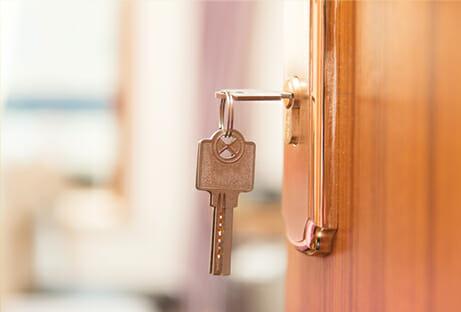 Key in Door
